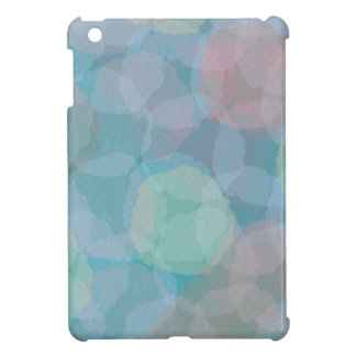 Watercolor Splash Droplet Savvy iPad Mini Case