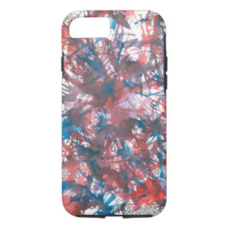 Watercolor splashing iPhone 7 case