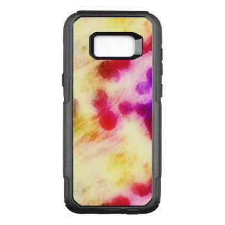 Watercolor Stained Tissue Paper OtterBox Commuter Samsung Galaxy S8+ Case
