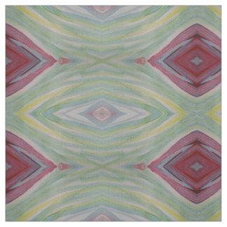Watercolor Stripes Fabric