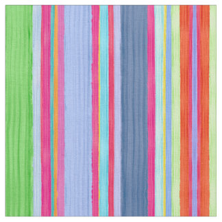 Watercolor stripes nr. 1 fabric