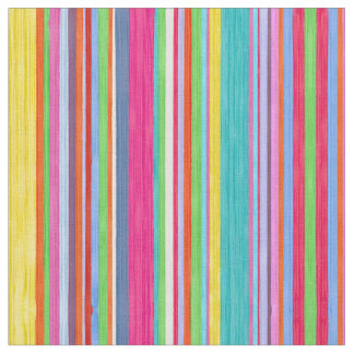 Watercolor stripes nr. 2 fabric