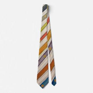 Watercolor Stripes Tie