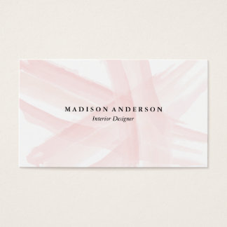 Watercolor Strokes | Business Cards