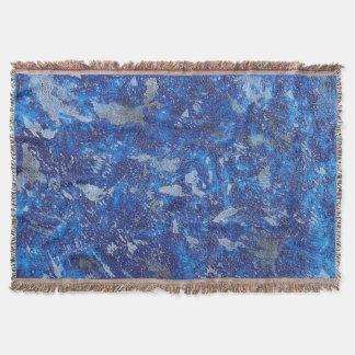 Watercolor Throw Blanket