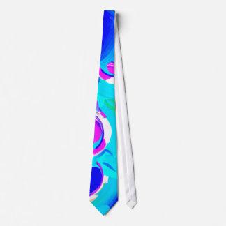Watercolor Tie