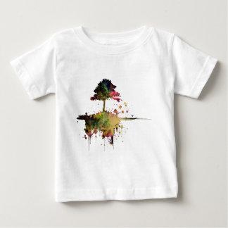 Watercolor Tree Baby T-Shirt