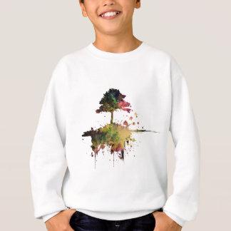 Watercolor Tree Sweatshirt