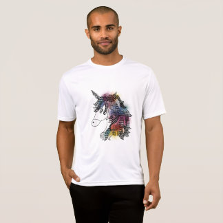 watercolor unicorn T-Shirt