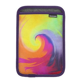 Watercolor Wave - iPad Mini sleeve