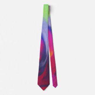 Watercolor Wave - Tie