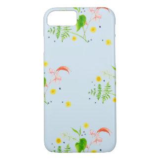 watercolor wildflower iphone 7 case