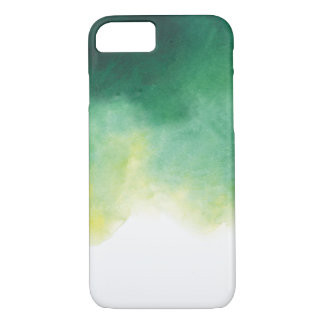 Watercolour Ink Diffusion Iphone Case