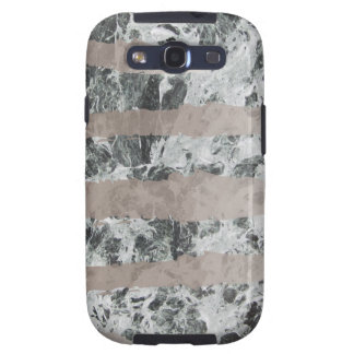 Watercolour marble galaxy SIII case