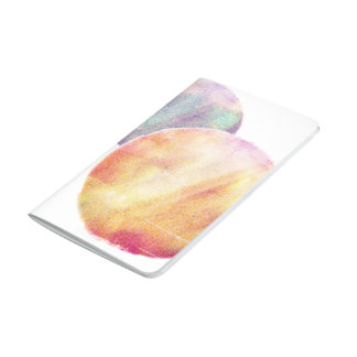 Watercolour Planets Pocket Notebook Journal