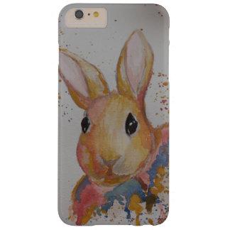 Watercolour Rabbit Splatter Art ipad case