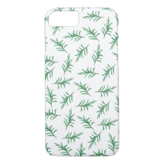 Watercolour Rosemary iPhone 7 Case
