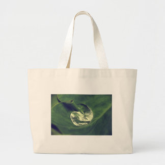 Waterdrop Large Tote Bag