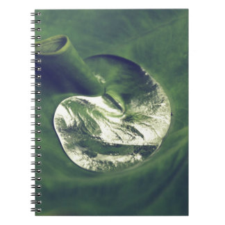 Waterdrop Notebook