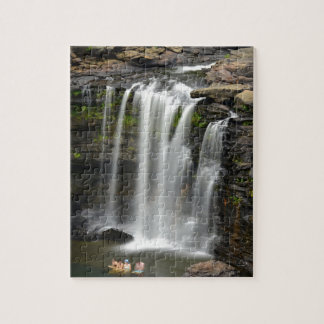 Waterfall 2 jigsaw puzzle