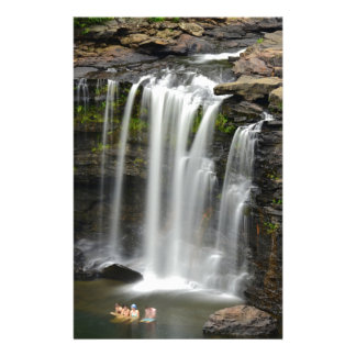 Waterfall 2 stationery