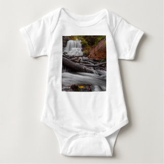 Waterfall 3 baby bodysuit