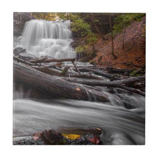 Waterfall 3 ceramic tile