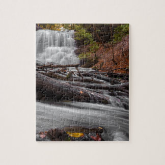 Waterfall 3 jigsaw puzzle
