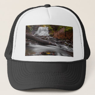 Waterfall 3 trucker hat