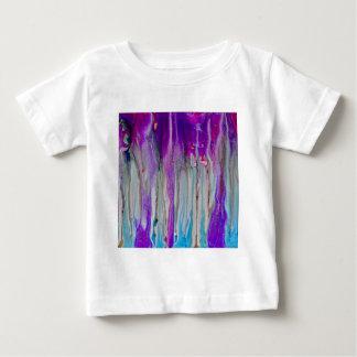 Waterfall Abstract Baby T-Shirt
