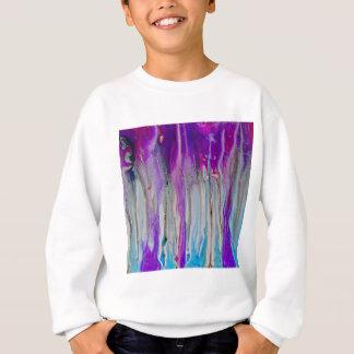 Waterfall Abstract Sweatshirt