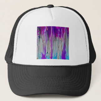 Waterfall Abstract Trucker Hat