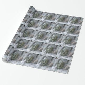 Waterfall Buda Wrapping Paper