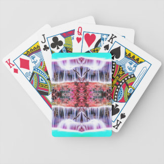 Waterfall Dreams Bicycle Playing Cards