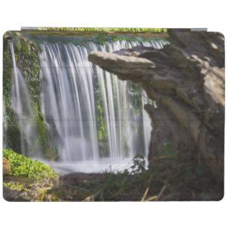 Waterfall Focused iPad Cover