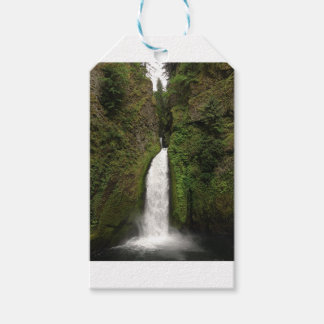 Waterfall Gift Tags