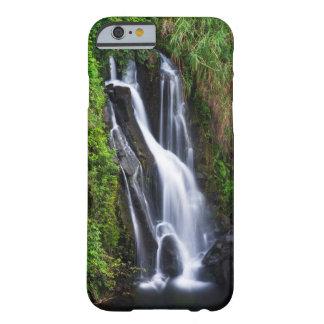 Waterfall, Hamakua coast, Hawaii Barely There iPhone 6 Case