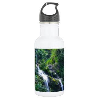 Waterfall in Maui Hawaii 532 Ml Water Bottle