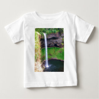 Waterfall in Oregon Baby T-Shirt