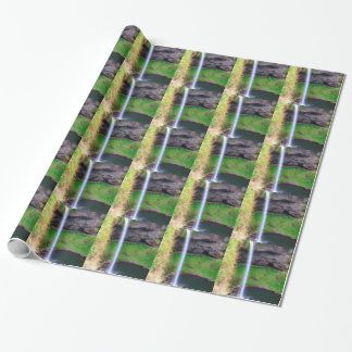 Waterfall in Oregon Wrapping Paper