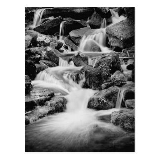 Waterfall in the Great Smoky Mountains Postcard