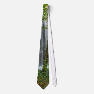 Waterfall In The Woods Tie
