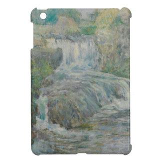 Waterfall - John Henry Twachtman iPad Mini Cover