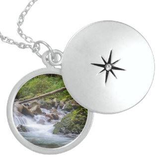 Waterfall Locket