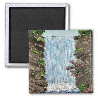 Waterfall Magnet