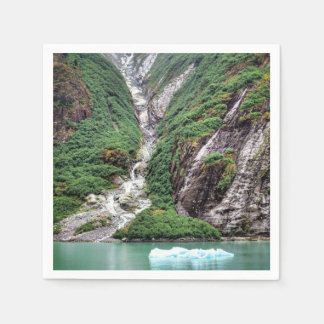 Waterfall Napkins Paper Napkin