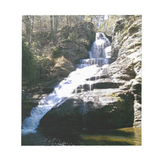 Waterfall Notepad