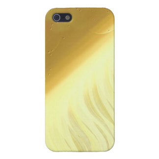 Waterfall of Gold Case iPhone 5 Case