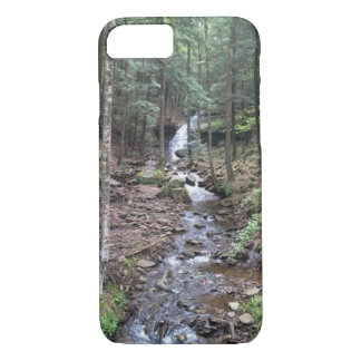 Waterfall phone case