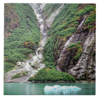 Waterfall Photo Tile